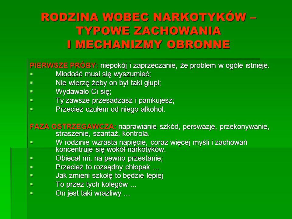 """Prezentacja """"Problematyka i profilaktyka narkomanii, czyli jak ..."""