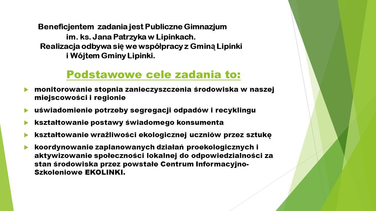 NASZE DZIAŁANIA  EKO-Wiedza czyli ciekawe prelekcje, warsztaty ekologiczne i artystyczne organizowane na terenie szkoły.