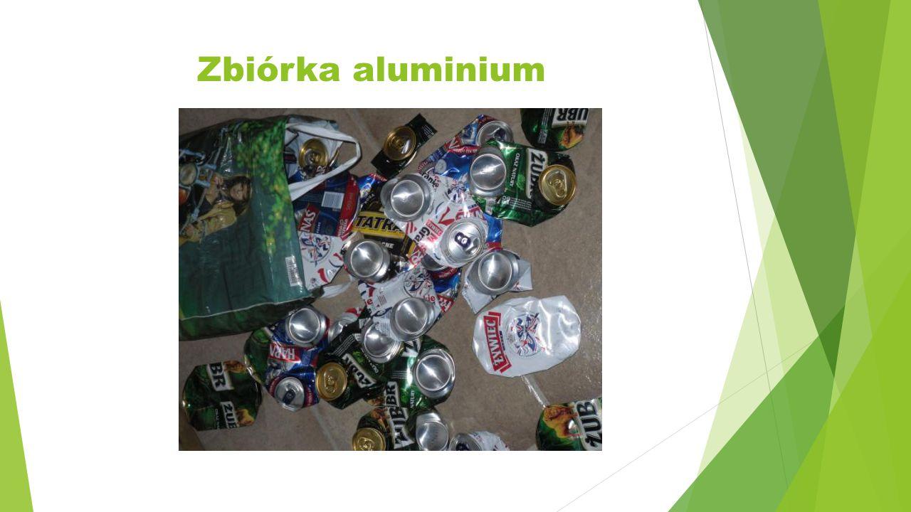 Zbiórka aluminium