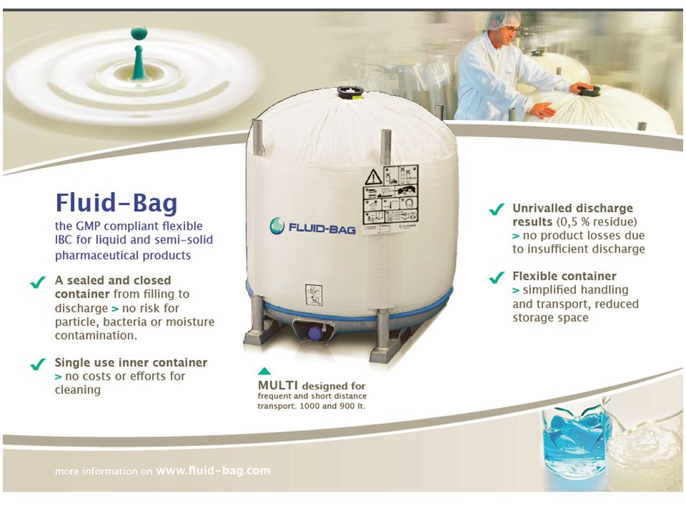 SYSTEM FLUID-BAG