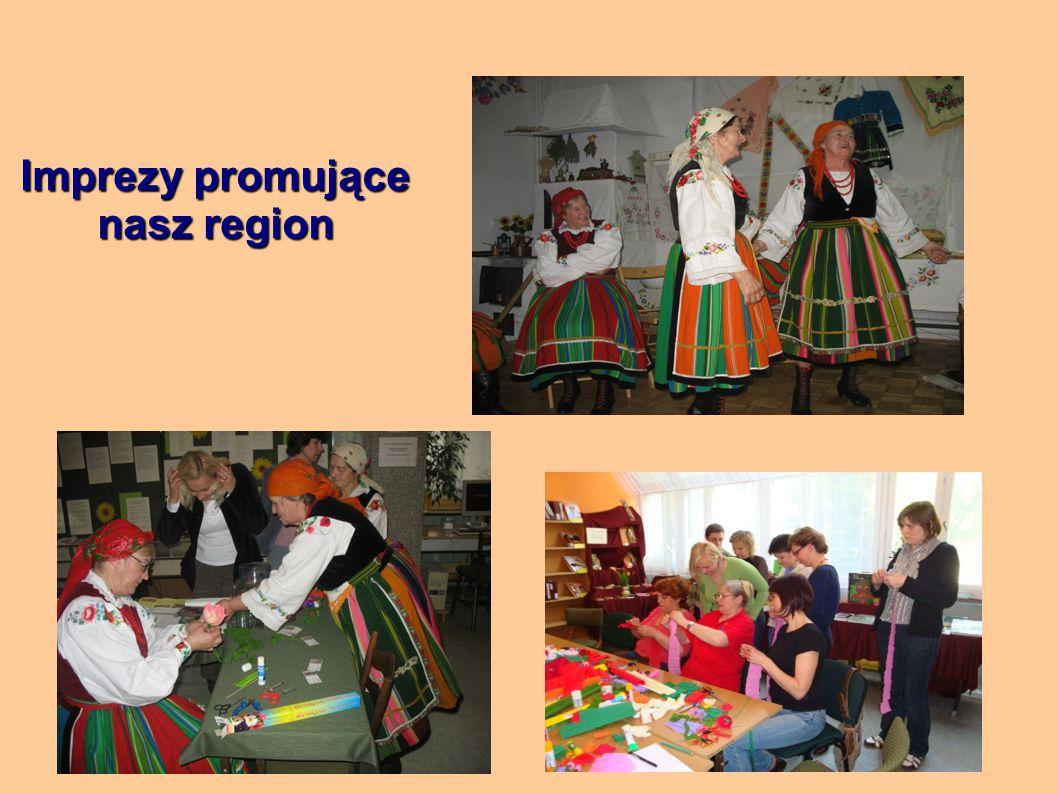 Imprezy promujące nasz region