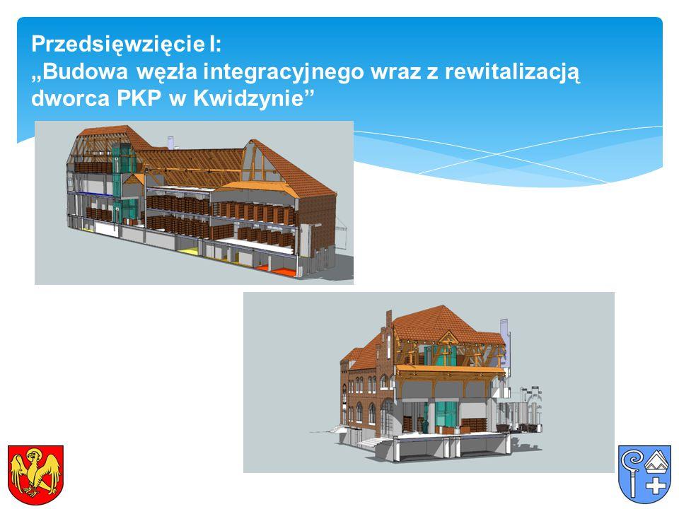 Cele przedsięwzięcia: Rozbudowa istniejącej kompostowni płytowej, z kompostowaniem w przerzucanych pryzmach, o zamknięte reaktory stanowiące pierwszy etap prowadzenia procesu kompostowania; Dostosowanie do wymogów Rozporządzenia Ministra Środowiska z dnia 11 września 2012 r.