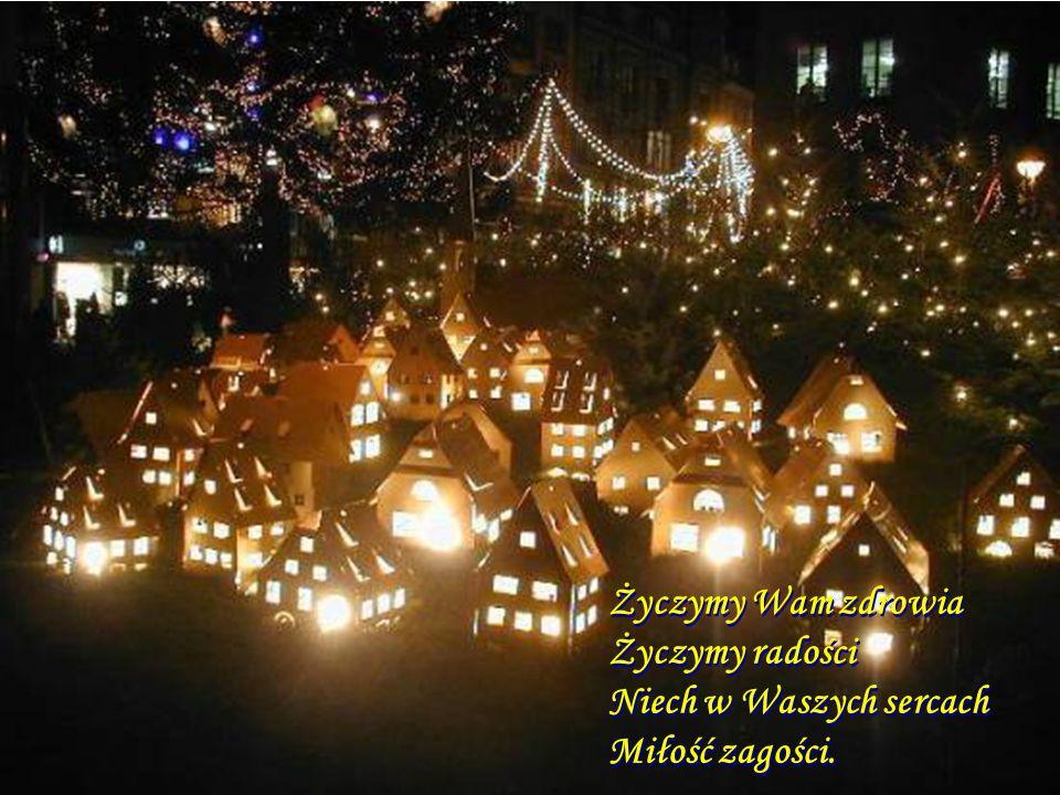 Życzymy aby się Wam udzielił Zimowy czar polskich gór za którymi tęsknimy. Pasterka w góralskim Kościółku … Życzymy aby się Wam udzielił Zimowy czar p