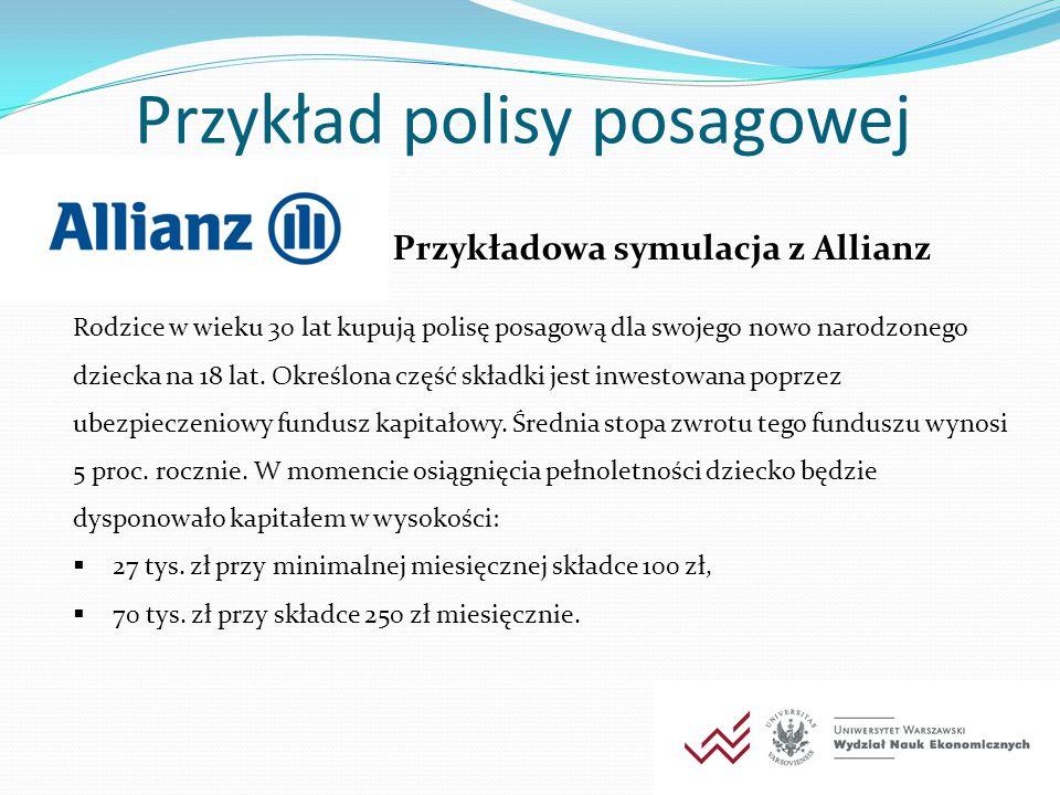 OTWARTY FUNDUSZ EMERYTALNY - SYMULACJA