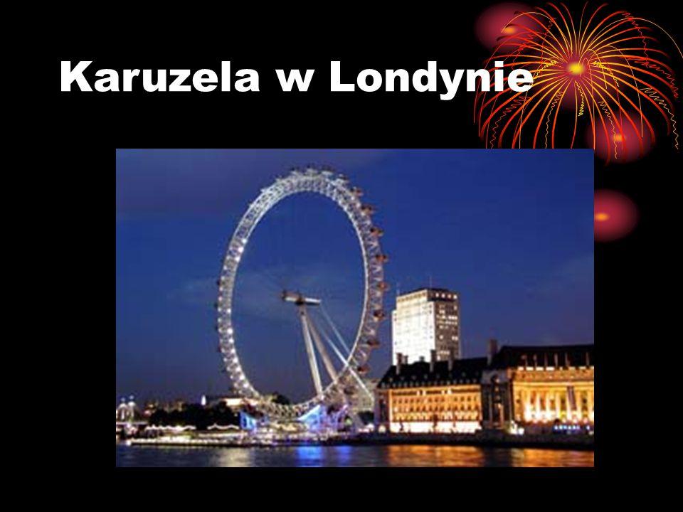 Karuzela w Londynie