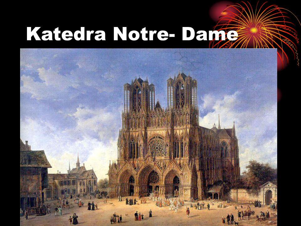 Katedra Notre- Dame