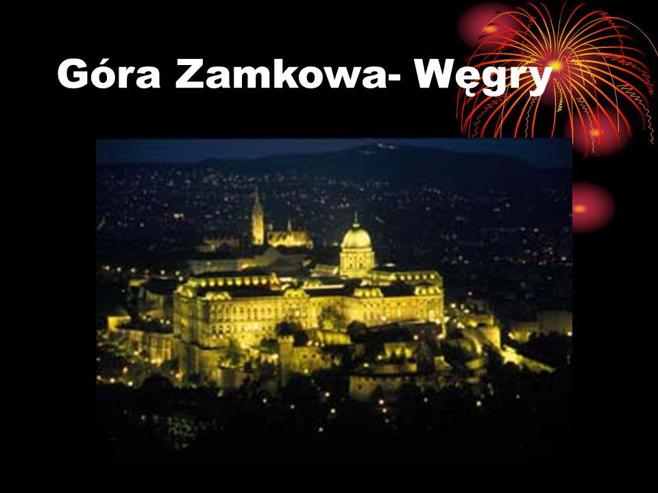 Góra Zamkowa- Węgry