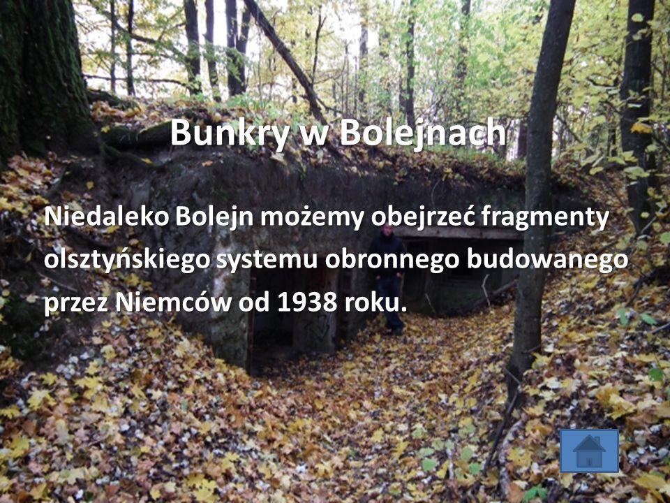 Twierdza Boyen w Giżycku Twierdza Boyen zbudowana w połowie XIX wieku broniła dostępu do Prus od wschodu.