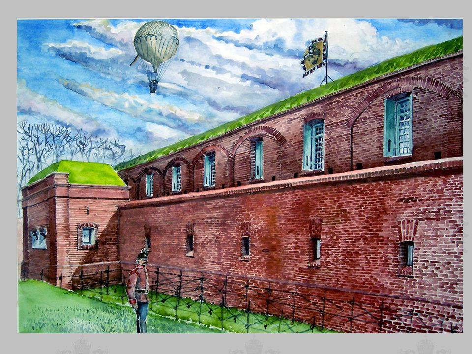1892 – pojawiają się balony obserwacyjne II Morawsko-Galicyjskiego Regimentu Artylerii Fortecznej hr.