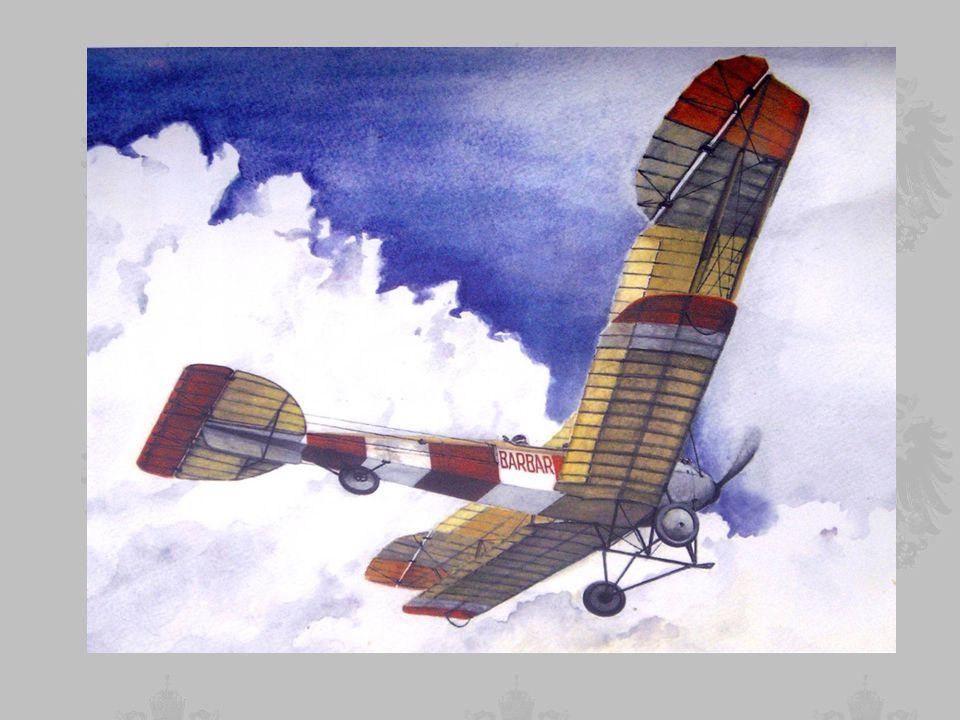 Pierwsze zwycięstwo 30 listopada 1914r.Flik 15 Lohner B.II Feldpilot Oblt.