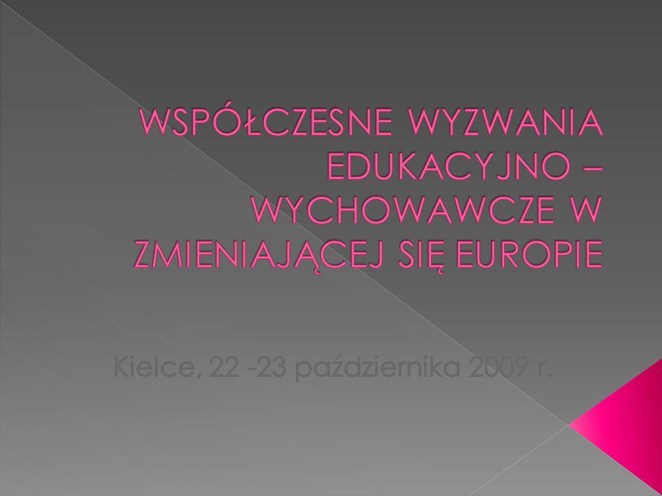 PRZEWIDYWANA LICZBA LAT KSZTAŁCENIA W SYSTEMIE EDUKACJI (SCHOOL EXPECTANCY) Źródło: Eurostat, UOE i statystyki ludności (lipiec 2008).