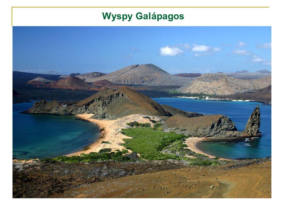 Wyspy Galápagos