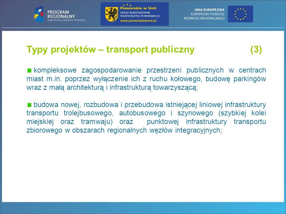 kompleksowe zagospodarowanie przestrzeni publicznych w centrach miast m.in.