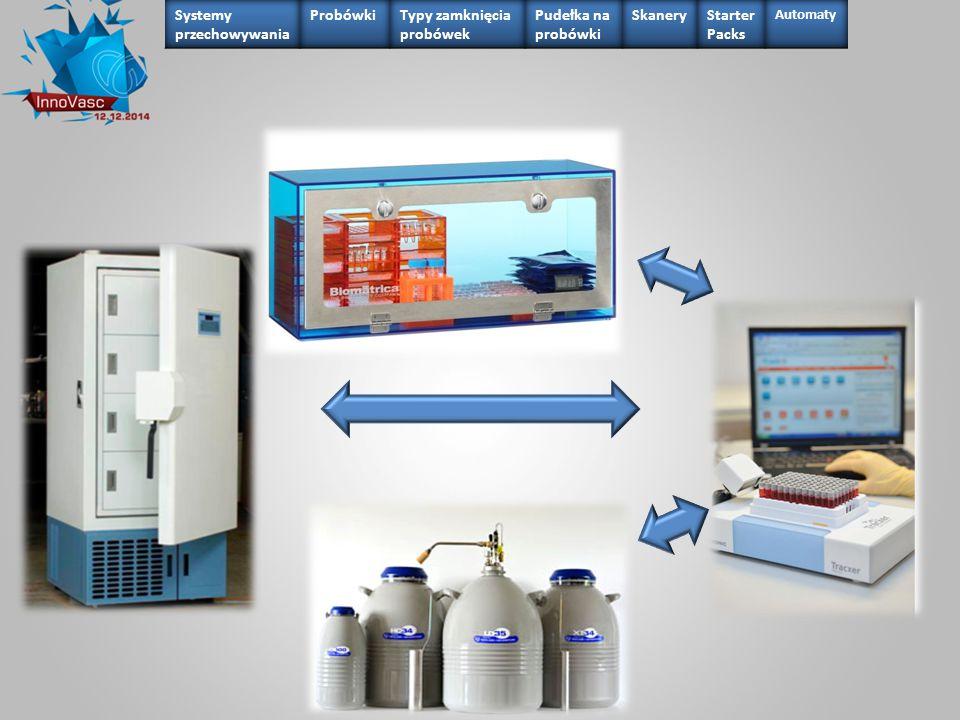 Sorter XL20 System działania oparty na liście zadań zapewnia szybkość i niezawodność Pojemność: 9 lub 20 raków Szybkość sortowania: 300-900 probówek na godzinę Intuicyjne oprogramowanie System śledzenia próbki, oprogramowanie oparte na liście zadań, zintegrowny skaner 2D (Data-Matrix / TraXis) Oddzielna identyfikacja każdej probówki Szczegółowe pliki LOG Dodatkowe opcje: zestaw narzędzi ActiveX, zintegrowany czytnik kodów 2D, ważenie probówek, sprawdzanie poziomu probówek