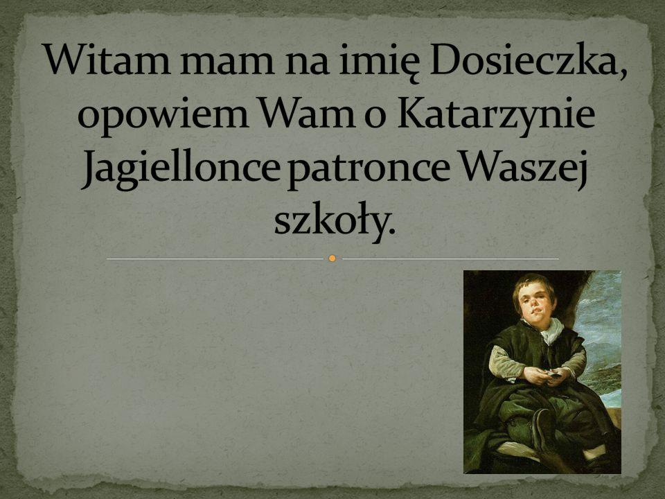 Ile lat miała Katarzyna Jagiellonka wychodząc za mąż za księcia Jana?