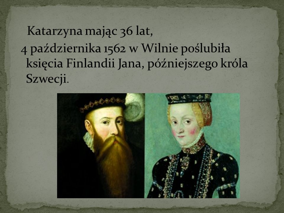 Po ślubie zamieszkała wraz z mężem w Turku, ówczesnej stolicy Finlandii, gdzie prowadziła własny dwór.