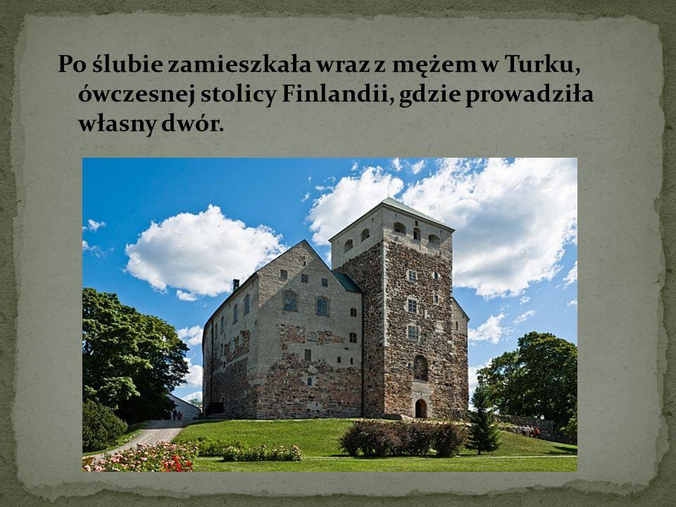Król Szwecji Eryx XIV, podejrzewając Jana o spiskowanie z Polską.