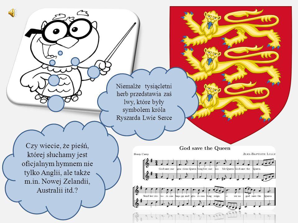 Czy wiecie, że pieśń, której słuchamy jest oficjalnym hymnem nie tylko Anglii, ale także m.in. Nowej Zelandii, Australii itd.? Niemalże tysiącletni he