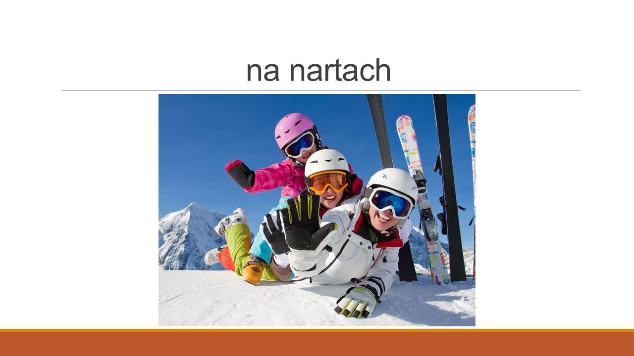 na nartach