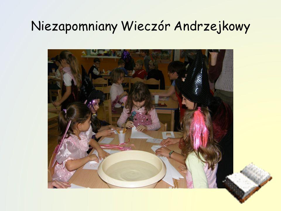 Niezapomniany Wieczór Andrzejkowy