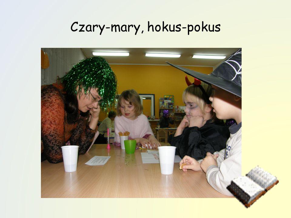 Czary-mary, hokus-pokus