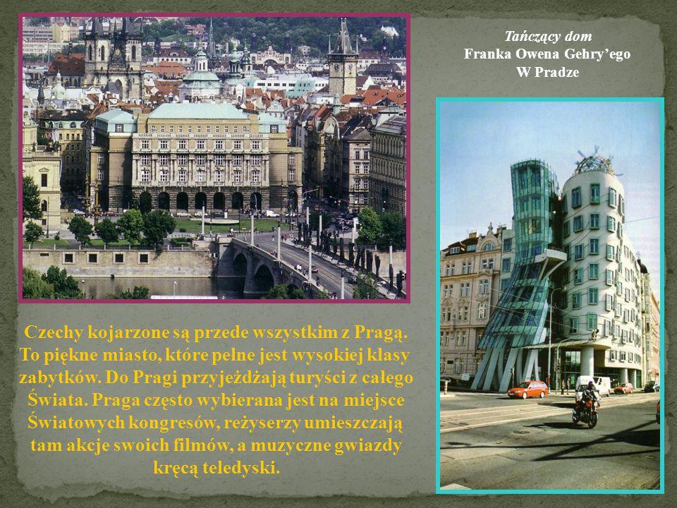 CZECHY Powierzchnia: 78 864 km 2 Ludność: 10 203 000 Stolica: Praga Język: czeski Członek UE: 2004