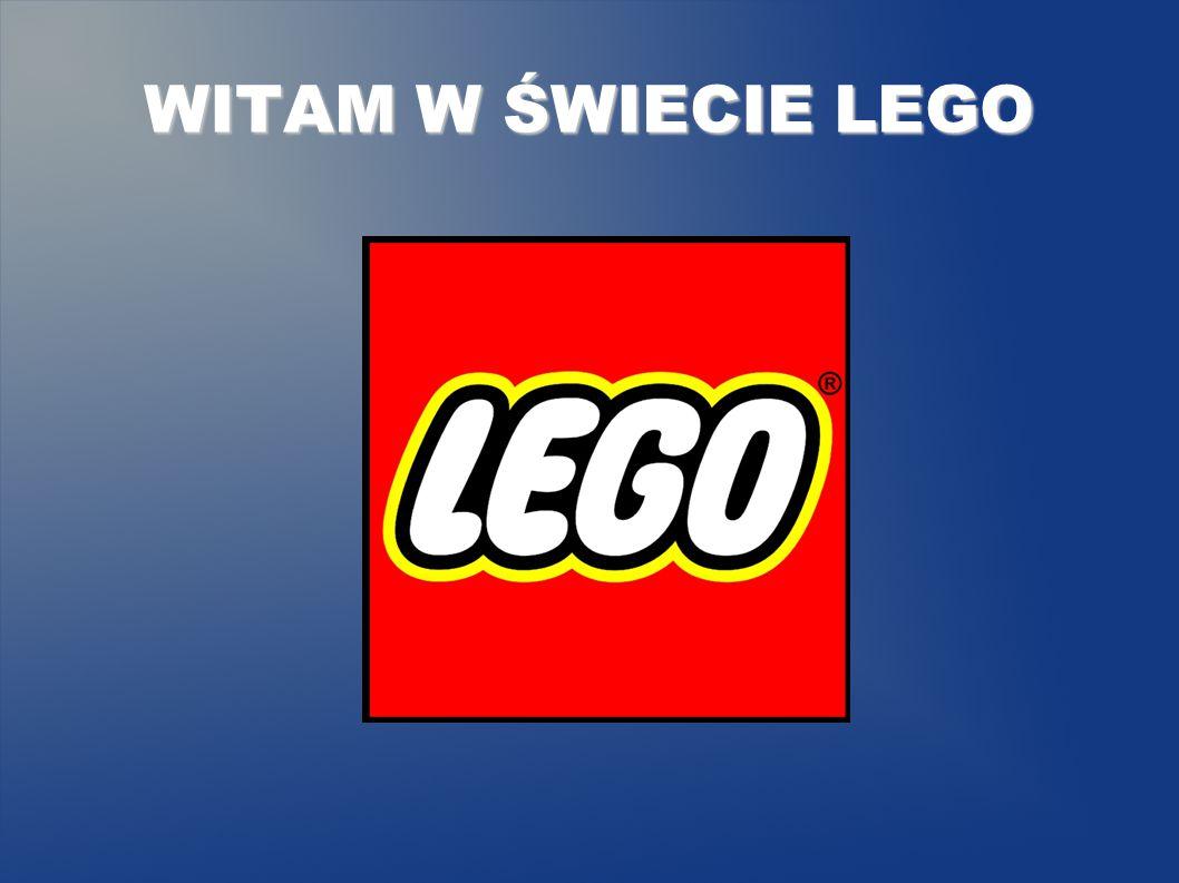 WITAM W ŚWIECIE LEGO