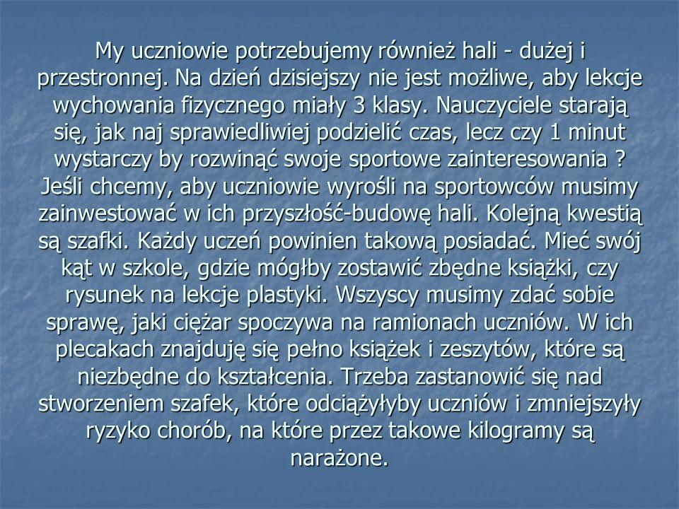 """""""Politykiem , który brał czynny udział w debacie i jego wypowiedzi zwróciły największą uwagę wśród zgromadzonych był Michał Zalewski."""