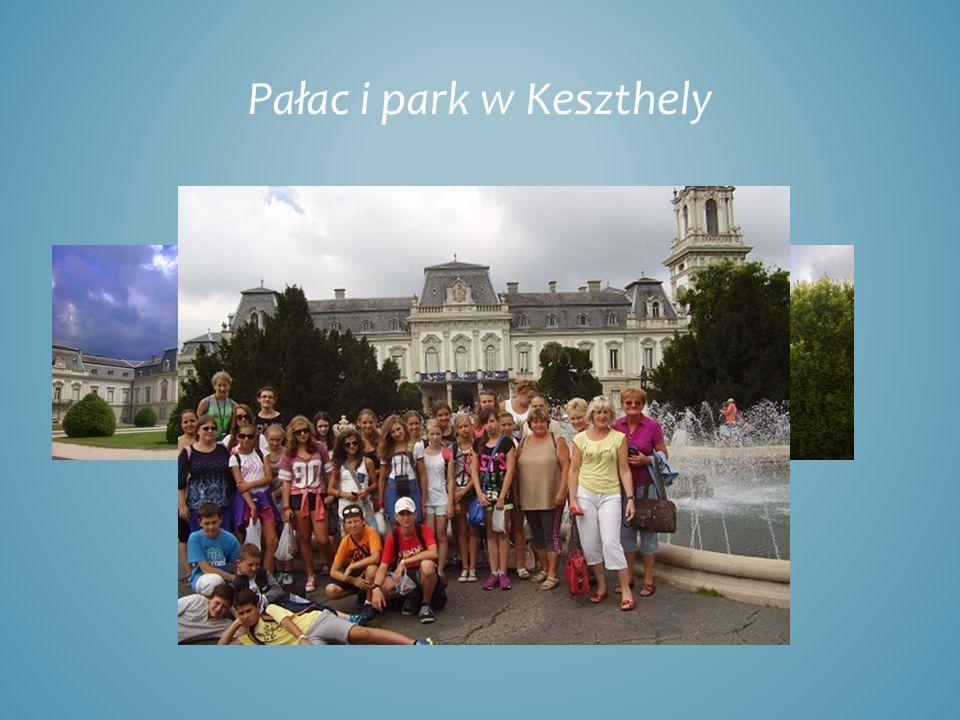 Pałac i park w Keszthely