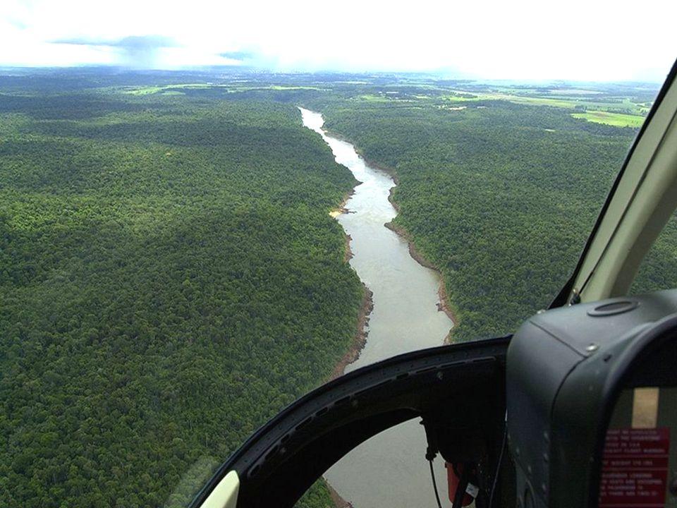Argentyna Brazylia Paragwaj Parana Iguazu