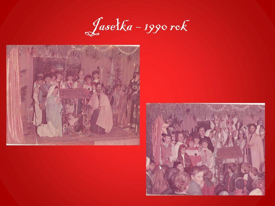 Jase ł ka – 1990 rok