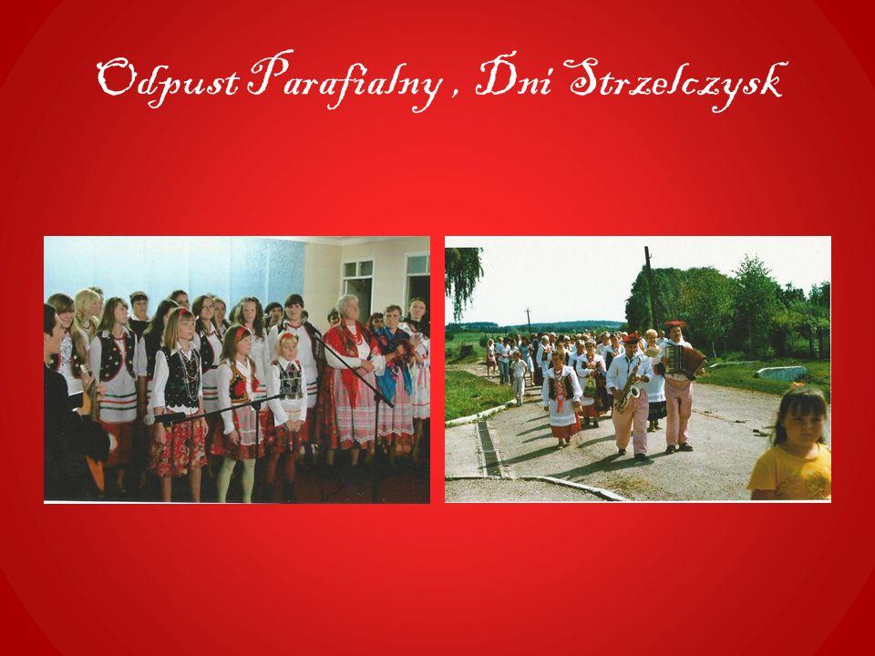 Odpust Parafialny, Dni Strzelczysk