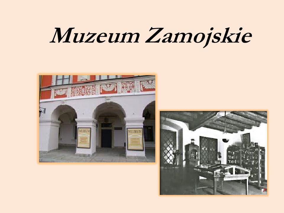 Muzeum Zamojskie