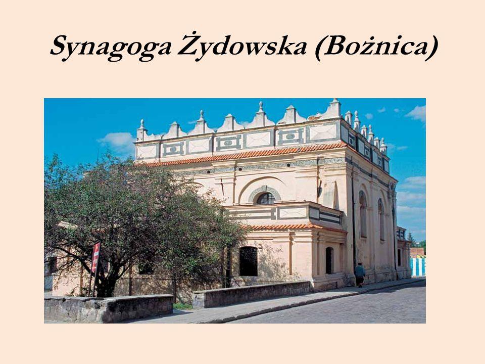 Synagoga Żydowska (Bożnica)