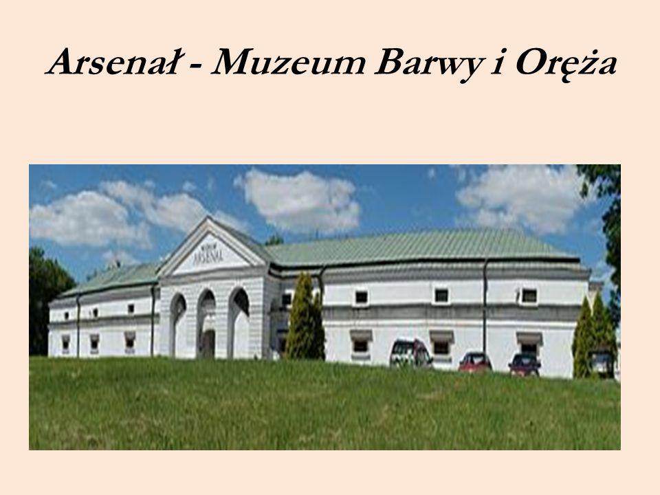 Arsenał - Muzeum Barwy i Oręża