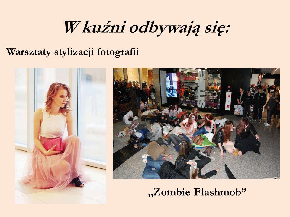 """W kuźni odbywają się: Warsztaty stylizacji fotografii """"Zombie Flashmob"""""""