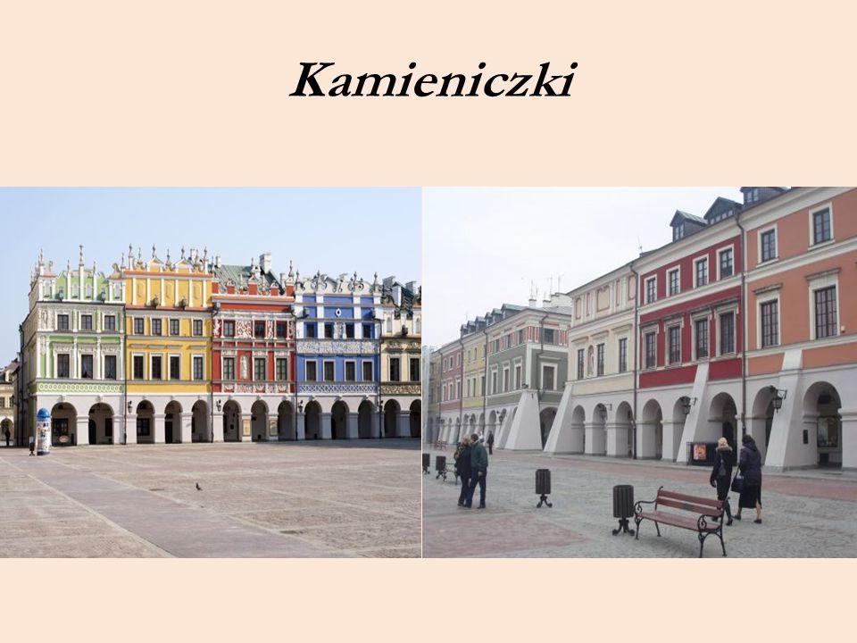 Kamieniczki
