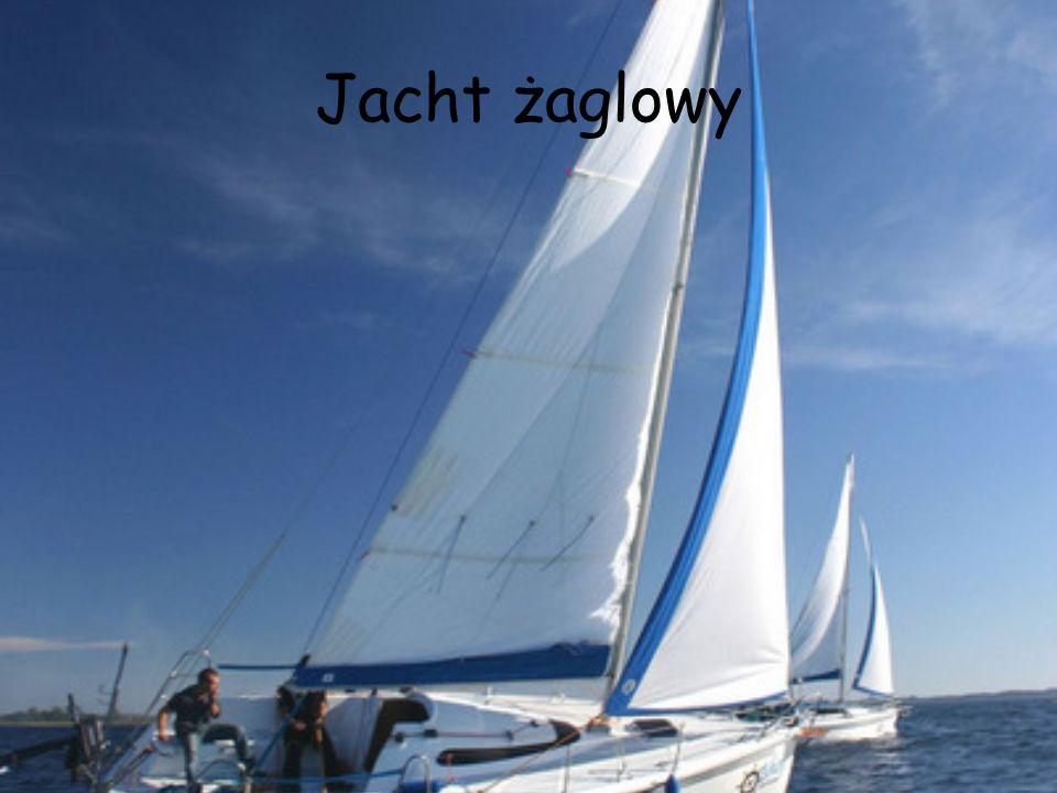 Jacht żaglowy