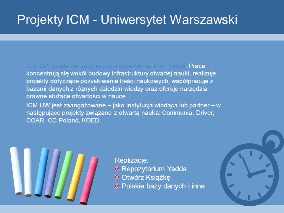 Dziękuję za uwagę! Bożena Bednarek-Michalska Biblioteka Uniwersytecka w Toruniu