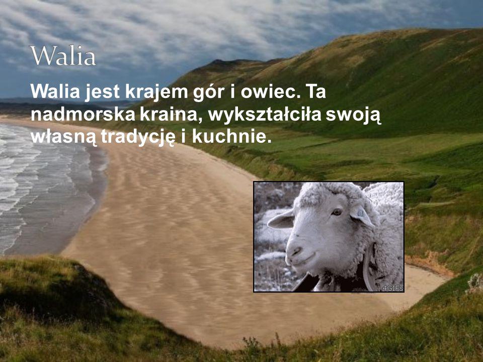 Walia jest krajem gór i owiec. Ta nadmorska kraina, wykształciła swoją własną tradycję i kuchnie.