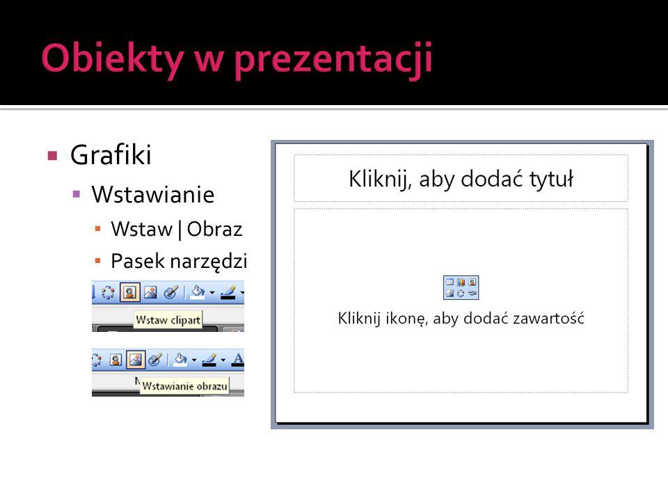  Typy grafik:  Grafika rastrowa / bitmapowa  Grafika wektorowa