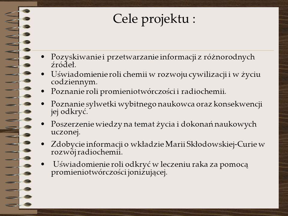 Nasza grupa projektowa Uczniowie: 1.Kinga Łygońska 2.Rafał Strózik 3.Michał Lenartowicz 4.Jakub Wróbel Opiekun: p.
