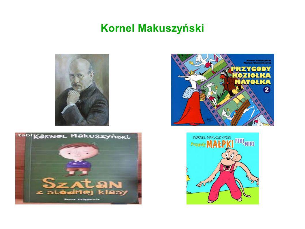 Ulubieni autorzy książek dla dzieci Jan Brzechwa