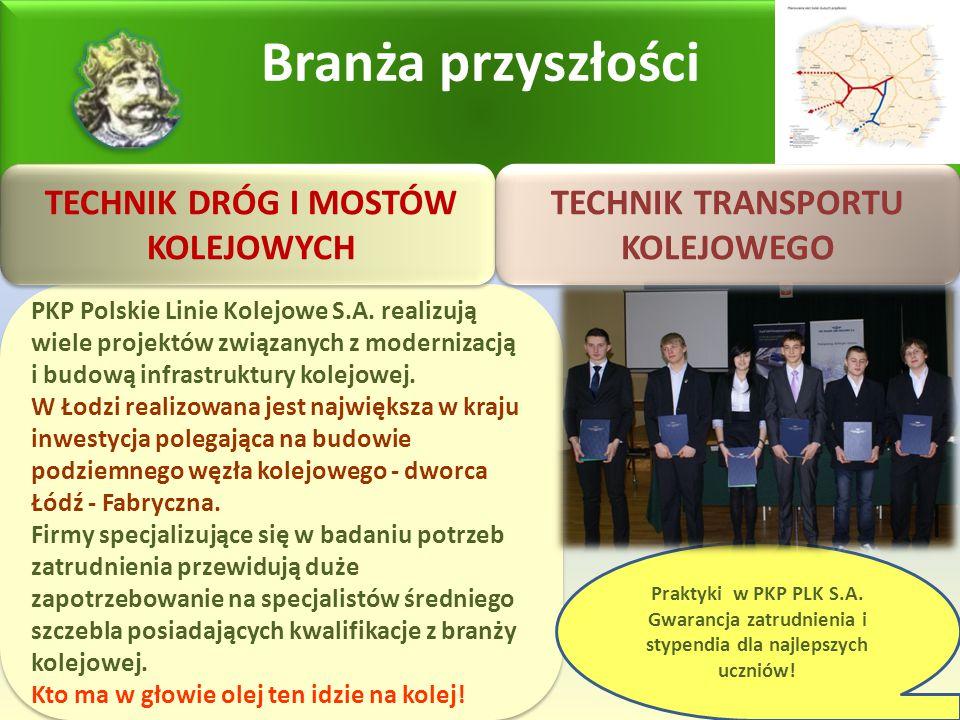 PKP Polskie Linie Kolejowe S.A. realizują wiele projektów związanych z modernizacją i budową infrastruktury kolejowej. W Łodzi realizowana jest najwię