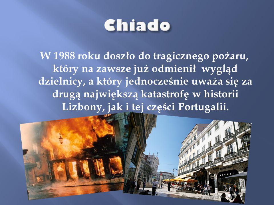 W 1988 roku doszło do tragicznego pożaru, który na zawsze już odmienił wygląd dzielnicy, a który jednocześnie uważa się za drugą największą katastrofę