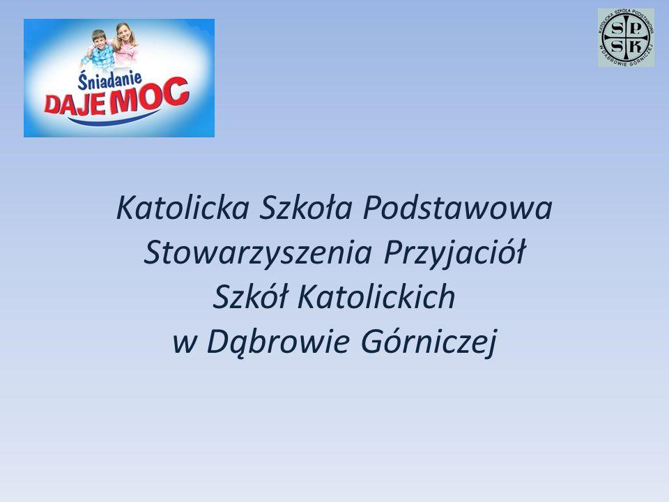 Katolicka Szkoła Podstawowa Stowarzyszenia Przyjaciół Szkół Katolickich w Dąbrowie Górniczej