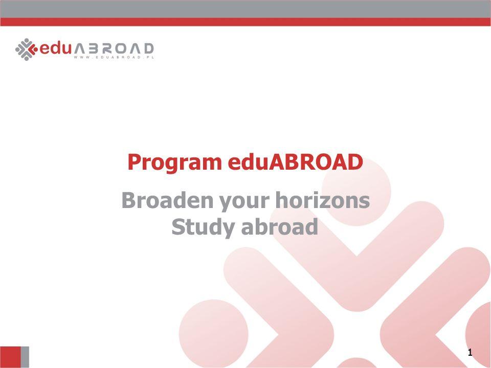 """2 Aby studiować za granicą  nie trzeba posiadać certyfikatu językowego  wymagana jest znajomość języka angielskiego na poziomie umożliwiającym swobodną komunikację  nie trzeba """"mieć samych piątek na świadectwie , najbardziej liczy się motywacja i zaangażowanie 2"""