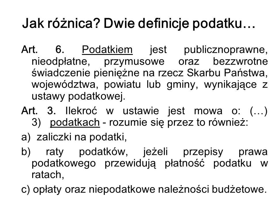Zakres podmiotowy stosunków pp.– i nkasent podatku Art.
