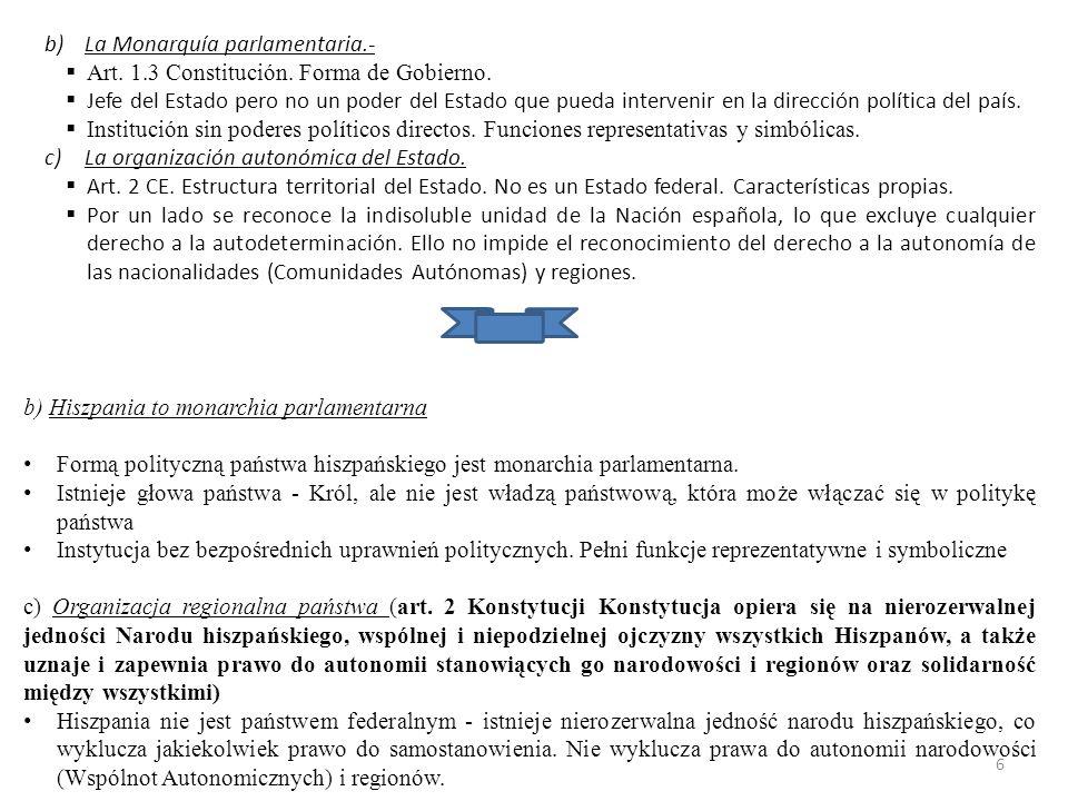 5.2 El sistema electoral español  Las elecciones son indispensables para que un sistema representativo sea democrático.