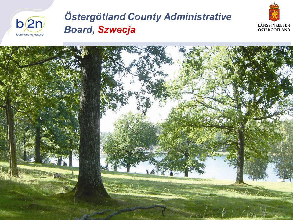 10 Östergötland County Administrative Board, Szwecja